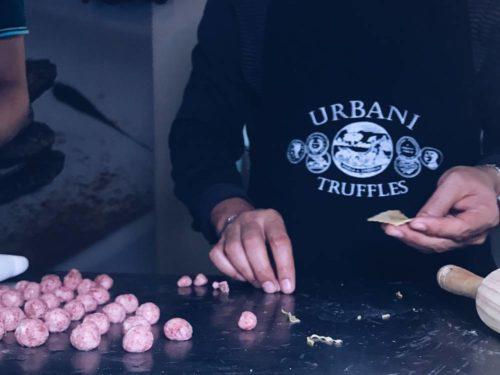 urbani truffle lab meatball